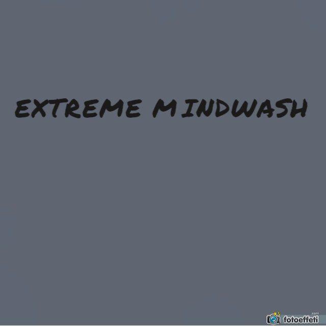EXTREME PRINCESS MINDWASH