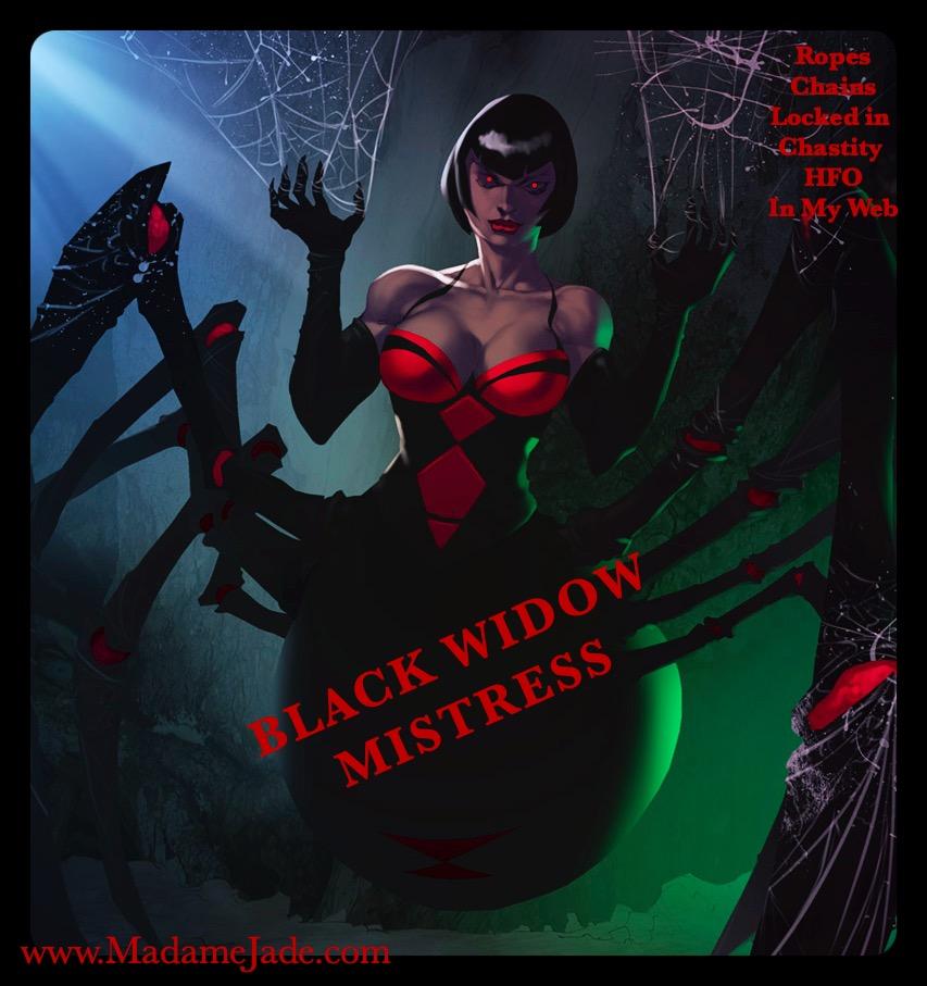 Black Widow Mistress