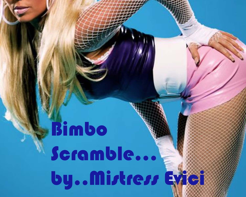 Bimbo Scramble