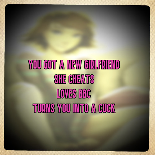 Your New Girlfriend Cheats Loves BBC