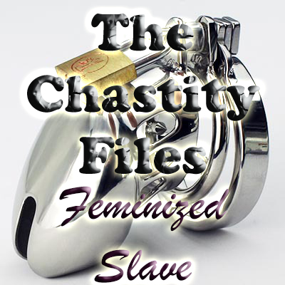 The chastity Files - feminized Slave