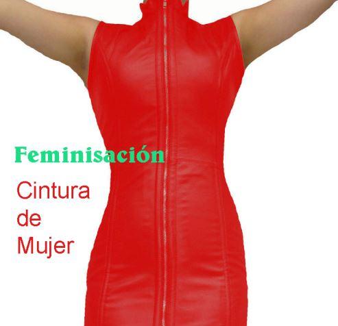 Feminisacion-Cintura de Mujer