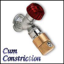 Cum Constriction