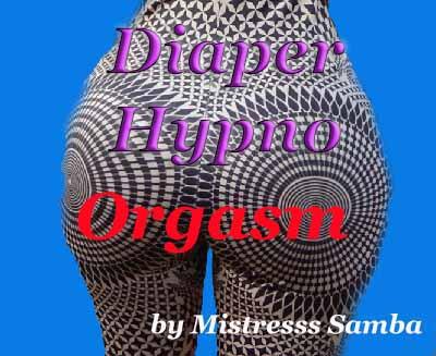 Diaper Orgasm