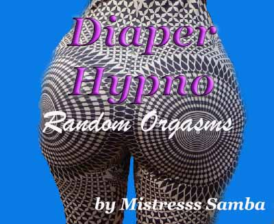 Random Diaper Orgasm