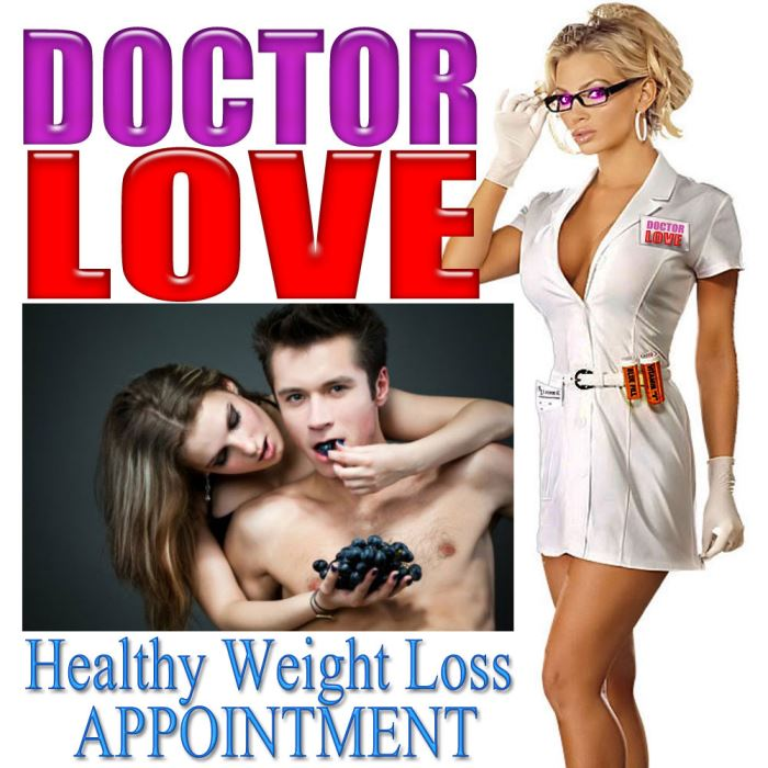 Doctor LOVE, Healthy Weight Loss Appointment