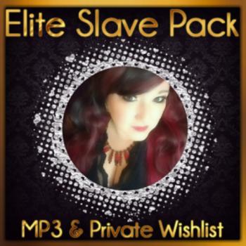 Elite Slave Pack