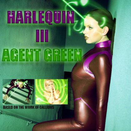 Harlequin 3, Agent Green