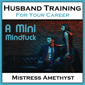 Husband Training - For Your Career