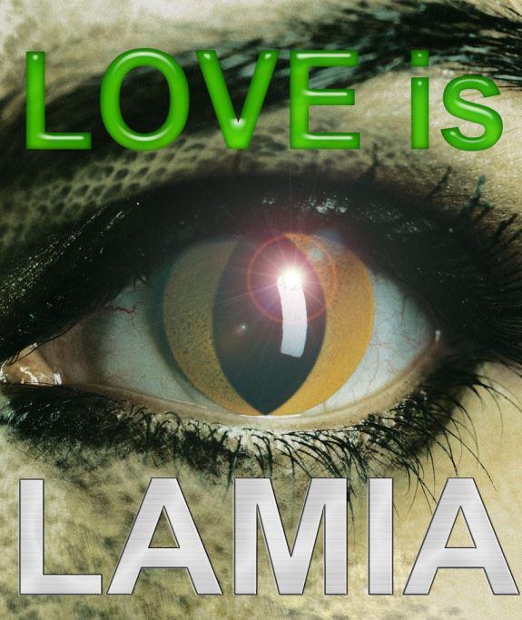 LOVE is Lamia