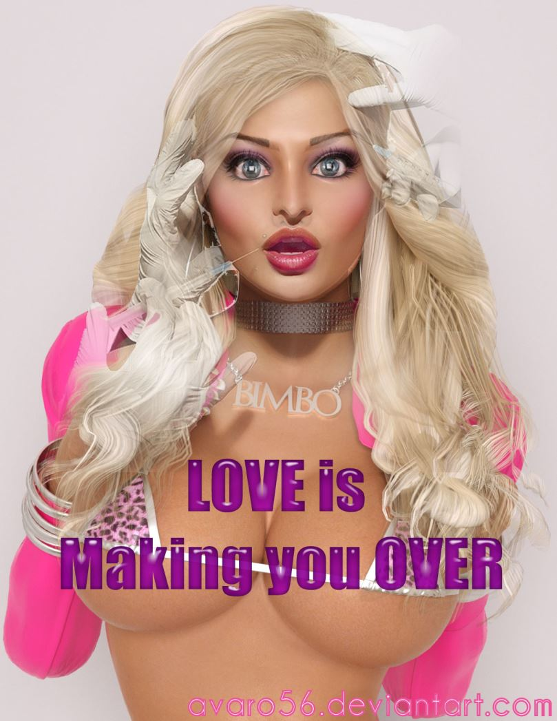 LOVE is Making you OVER