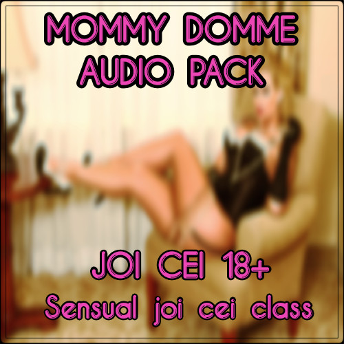 Mommy Domme Audio Pack