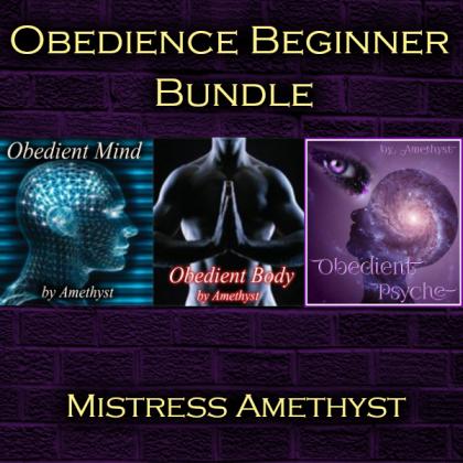 Obedience Beginner Bundle