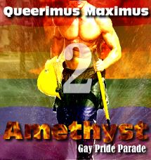Queerimus Maximus - Gay Pride Parade