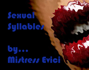 Sexual Syllables