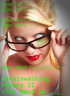 Brainwashed II-Step 3 - THE NEED to submit