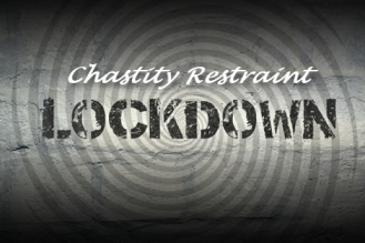 LOCKDOWN--Chastity Restraint