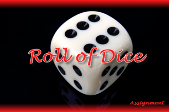 Roll of Dice - Game of Edging
