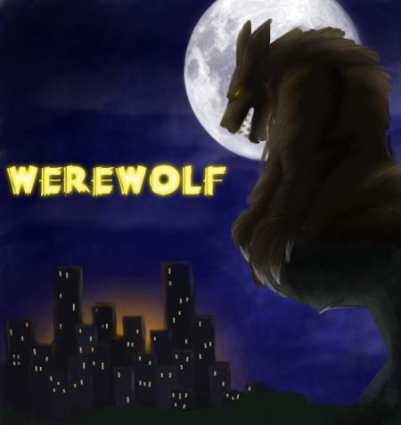 Slaves Tranceformation--Werewolf