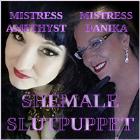 Shemale Slut Puppet
