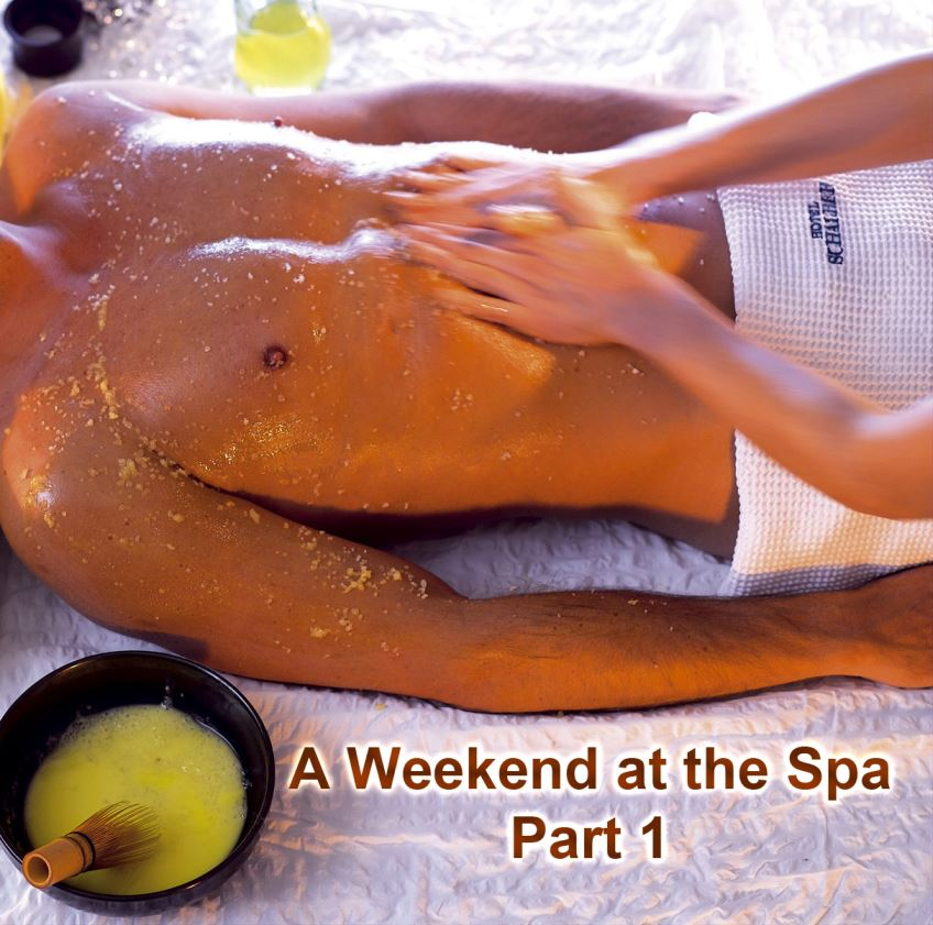 A Weekend At The Spa