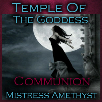 Temple Of The Goddess - Communion