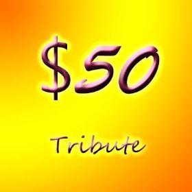 Tribute50MistressLove