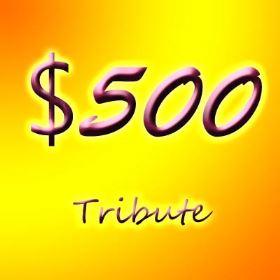 Tribute500MistressLove
