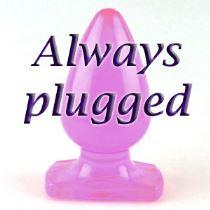 Always plugged