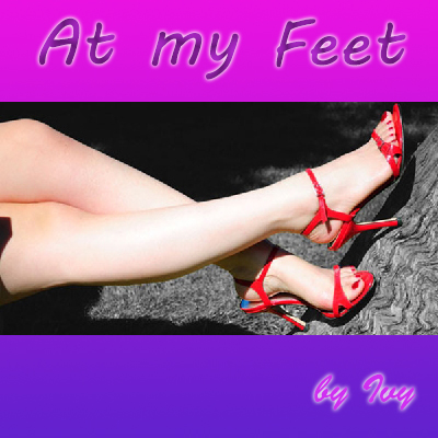 At my Feet Slave