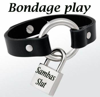 Bondage play