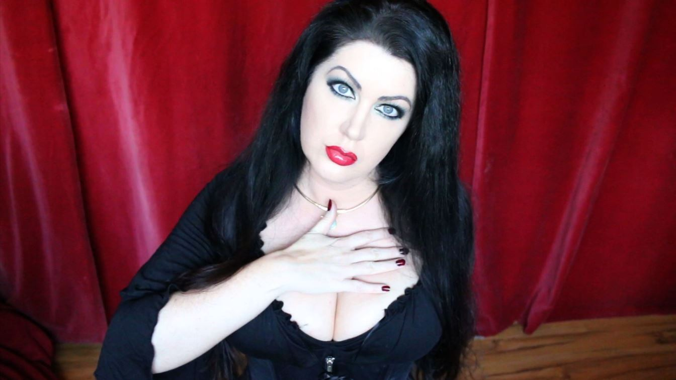 Controlled by Goddess Zenova's Eyes and Breasts