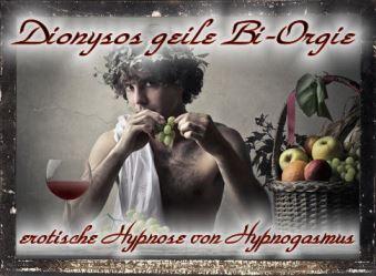 Dionysos geile Bi-Orgie