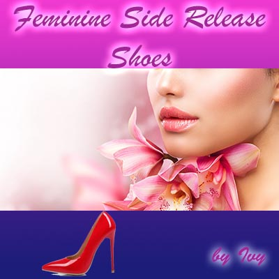 Release your feminine side - shoes