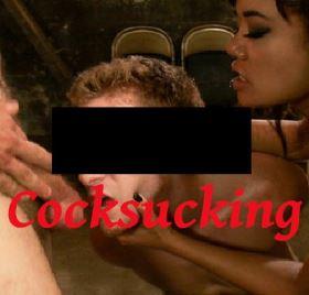 Cocksucking