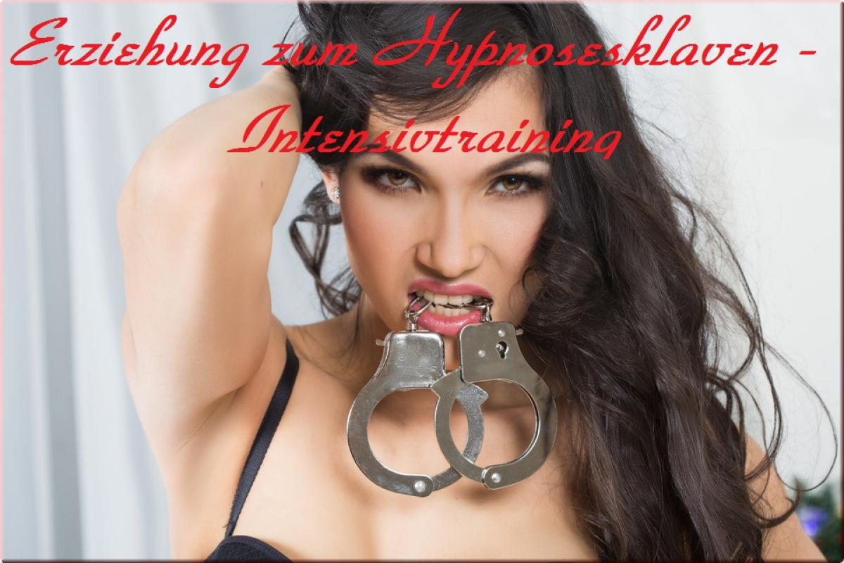 Erziehung zum Hypnosesklaven Intensivtraining