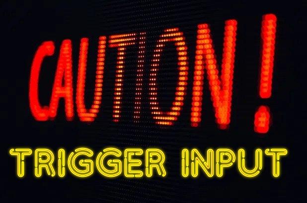 Trigger Input