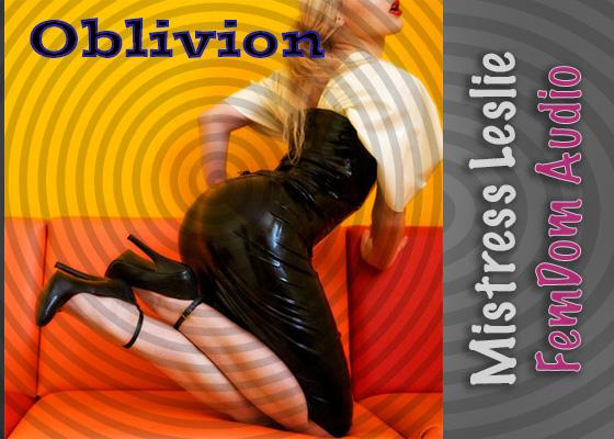 Oblivion by Leslie