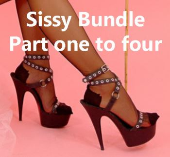 Sissy Bundle Part one to four