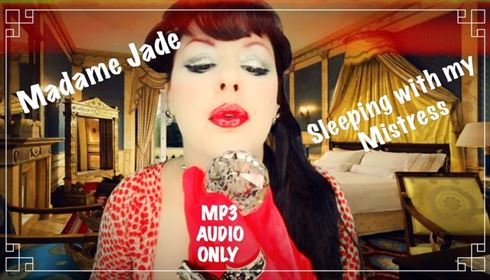 SLEEPING with my MISTRESS (MP3 Audio Only )