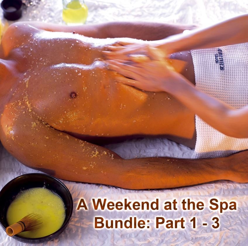 A Weekend At The Spa-Bundle