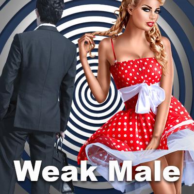 Weak Male Hypnosis