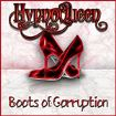 BOOTS OF CORRUPTION