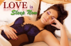 Love is Sleep now